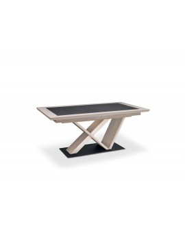 table pied central belem