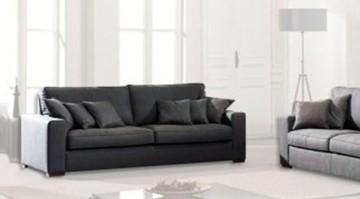 Canapés tendances, confortables avec un grand choix de tissus